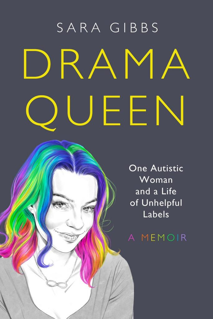 Drama Queen book cover